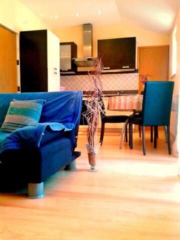Apartment with sea view | 1 - Supetarska Draga - Departamento