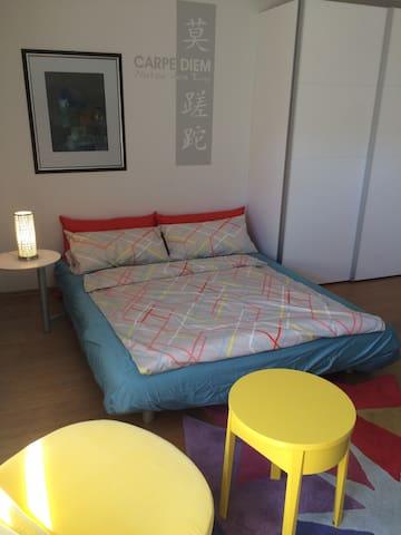 Zimmer in Haus mit Garten im Südwesten Münchens