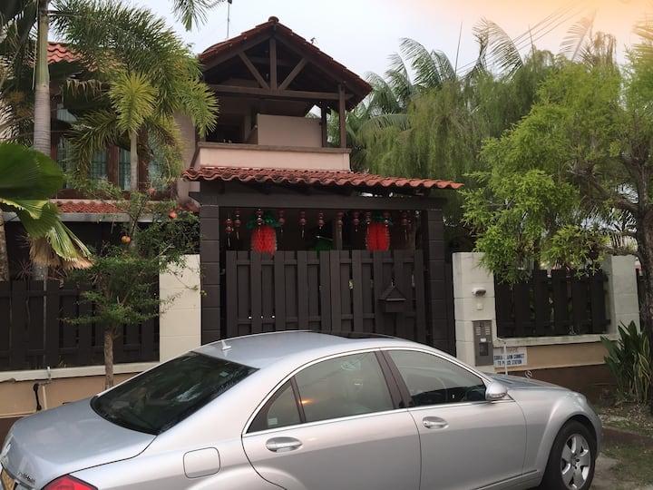 Balinese Relaxing Villa Ctrl Area