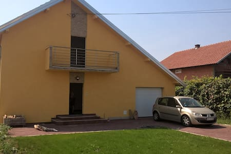 House with 2 available rooms - Beograd - Дом