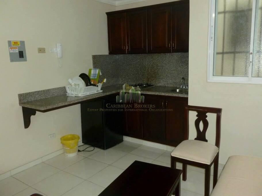 Sala , Cocina privada