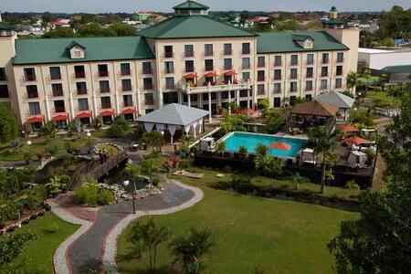 Exeutive Rooms and high comfort. Suriname - Villa