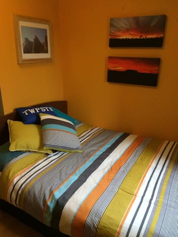 Cdf Bay DBL Room (mult night disc%) - Cardiff - Huoneisto