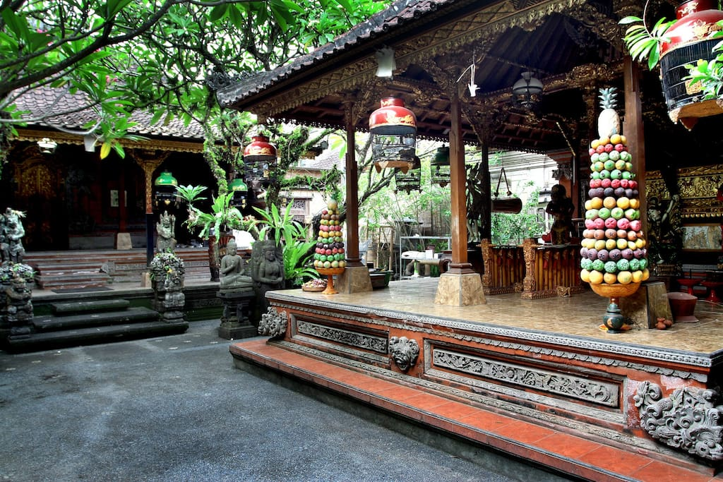 Real Balinese House