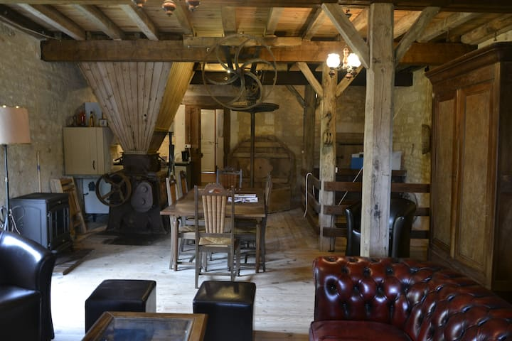Le moulin d'Annepont - Annepont - Other