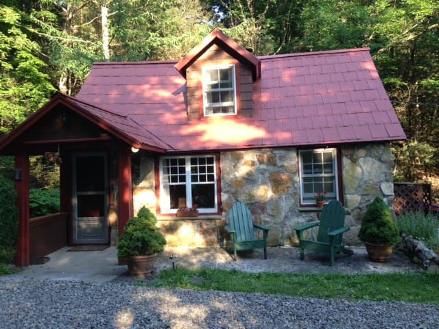 Enchanting Mountain Retreat - Ellenville - Huis