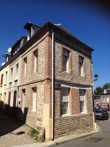 Gîte Yport maison de pêcheur - Yport - House