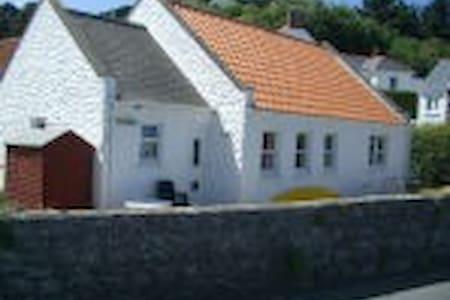 A stone throw away from Perelle Bay - Guernsey