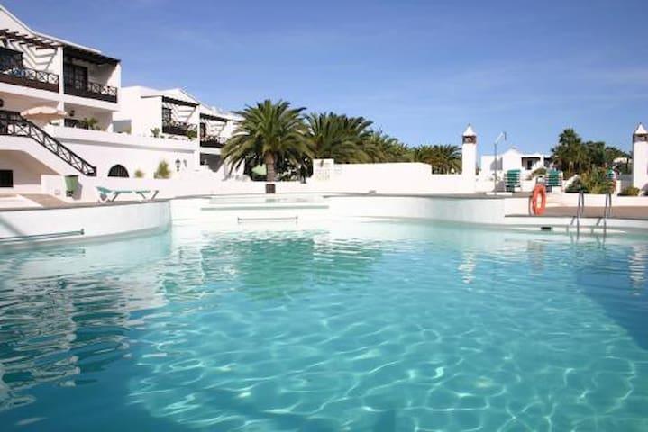 DESIGN FLAT NEXT TO BEACH LANZAROTE - Lanzarote - Lejlighed