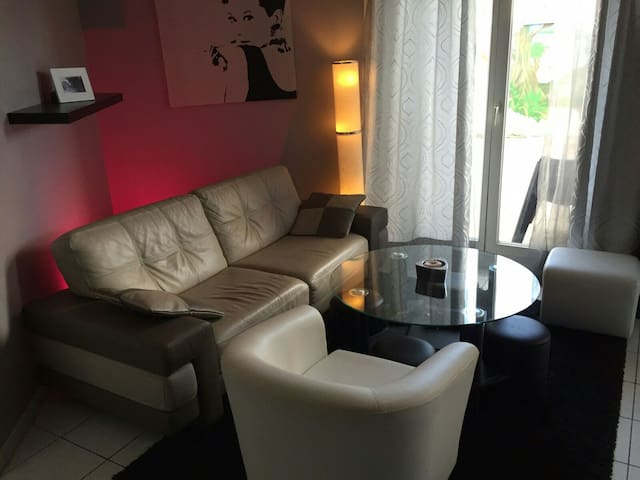Bel appartement avec terrasse 67m2 - Chilly-Mazarin - Lägenhet