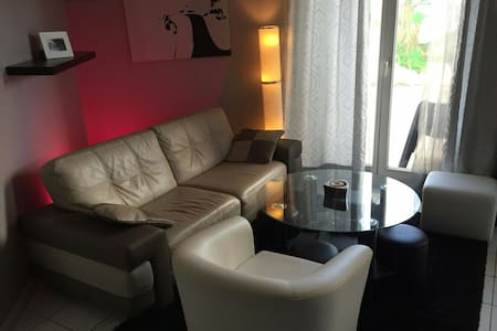 Bel appartement avec terrasse 67m2 - Chilly-Mazarin - Lejlighed