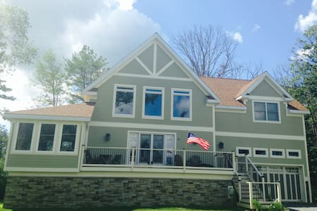 Home 100 ft. from Saratoga Lake - Ballston Spa