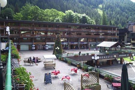 Central apartment located on the ski slopes - 摩德納迪-坎皮格里奧(Madonna di Campiglio)