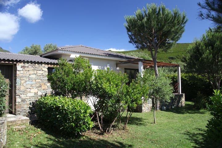 Villa l'Albitru - Sisco - Cap Corse - Sisco