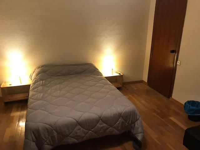 Céntrica habitación en Toledo