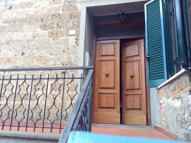 Casa nel borgo di San Lorenzo - San Lorenzo - Apartment