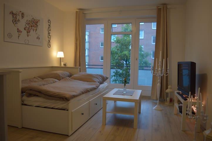 Zentral gelegenes City Apartment - Hamburg