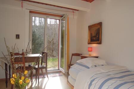 1er-Zimmer 19 Busminuten von Basel! - Allschwil - ที่พักพร้อมอาหารเช้า