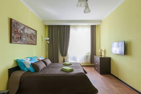 Уютная квартира рядом с Шереметьево KakDoma-SVO - Lobnya - Apartemen