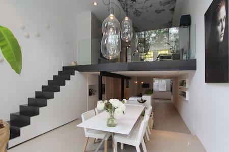 Fantastic home with garden | center - Rotterdam - Villa