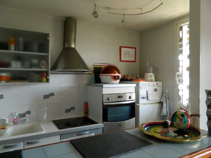Appartement moderne et confortable.