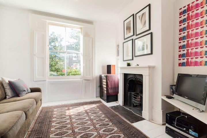 Shamelessly hip De Beauvoir: Suite - Londen - Huis
