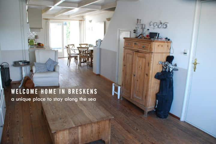 WELCOME HOME in Breskens
