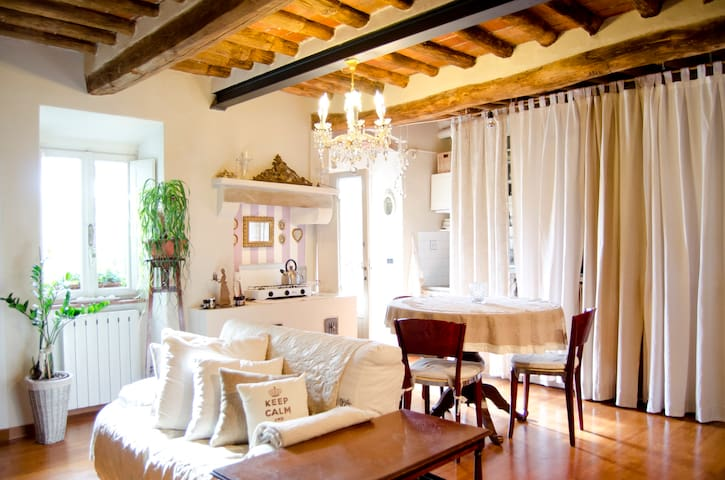 Cozy flat in the heart of Tuscany! - Pistoia - Wohnung