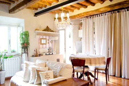 Cozy flat in the heart of Tuscany! - Pistoia - Huoneisto