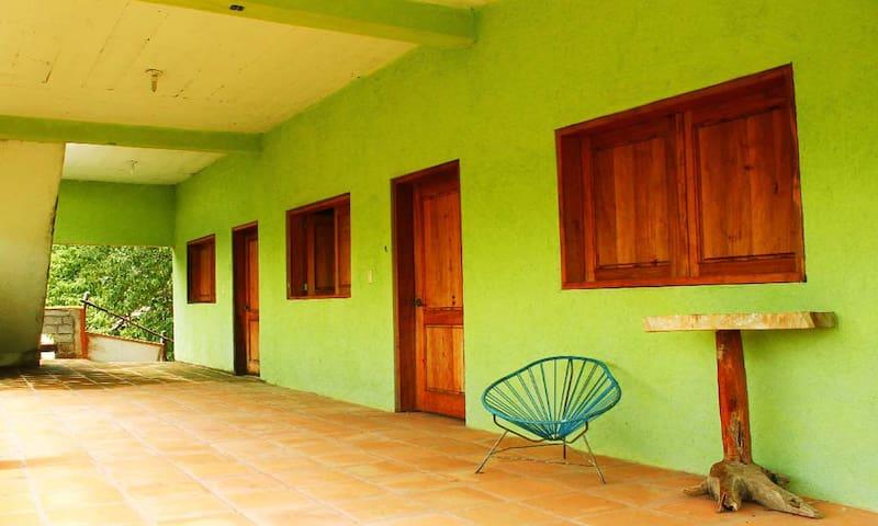 Hostal de la Boquilla - San Pedro Pochutla