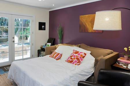 Garden suite in Bernal Heights!