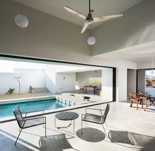 Modern Baja, 2bd Costa Azul, w/pool - San José del Cabo - Rumah
