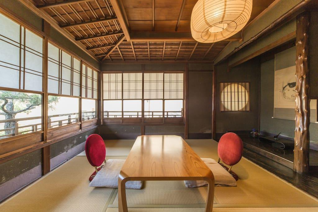 nanzenji kyoto yachiyo ryokan room4 huts zur miete in