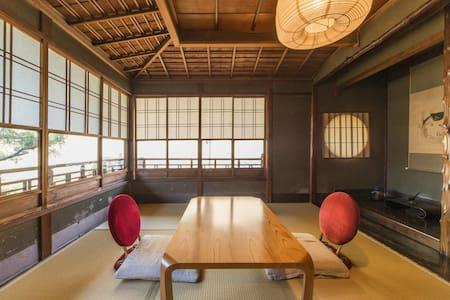 KYOTO YACHIYO Ryokan room4   9.12㎡ - Сакё, Киото