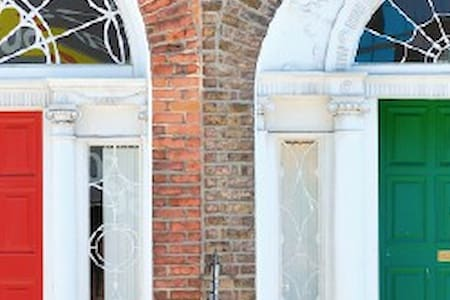 Beautiful Dublin period house - Dun Laoghaire - Σπίτι