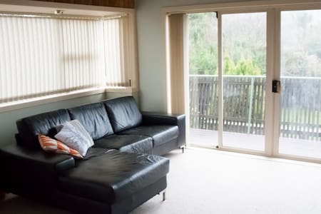 2 Bedroom Apartment above Family Home - Christchurch