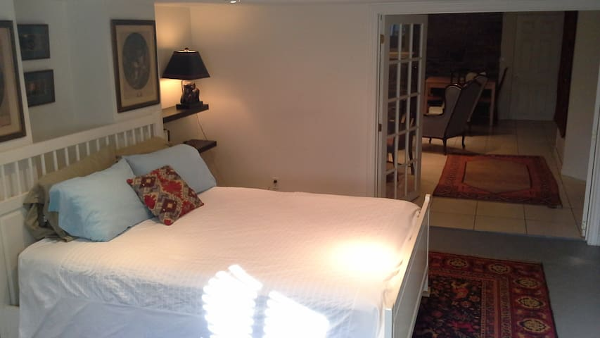 Superhost, Bedroom+livingrooms+private bathroom PK - Westmount