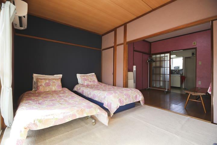 Great exploring in Tokyo Kichijoji - Musashino-shi - Apartamento