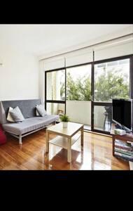 Private room in quiet comfy apt - Saint Kilda East - Apartemen