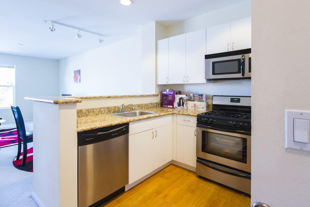 厨房 kitchen
