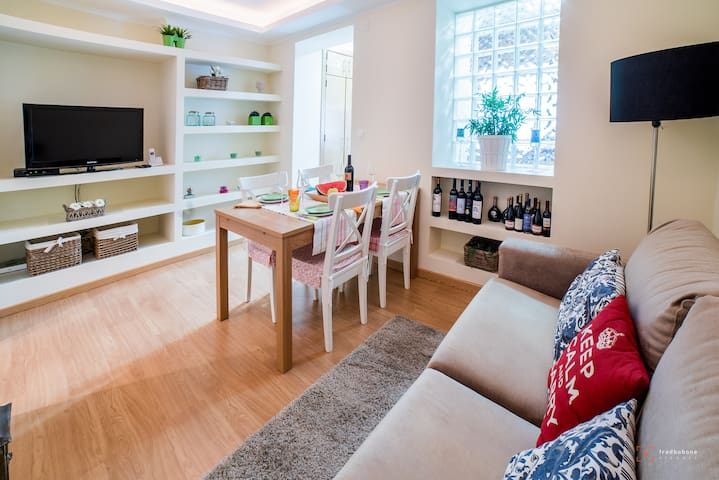 Cozy apartment in central area - Lisboa - Apartament