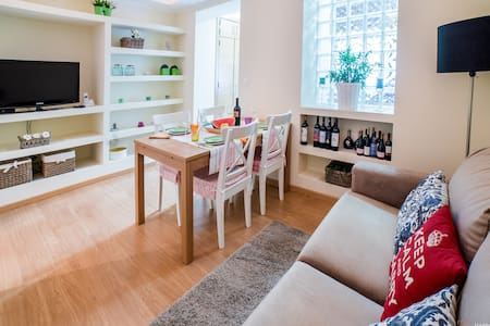 Cozy apartment in central area - Lisboa - Pis