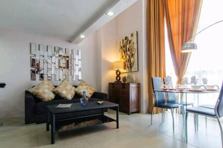 Luxury Loft Condo Furnished - Cebú