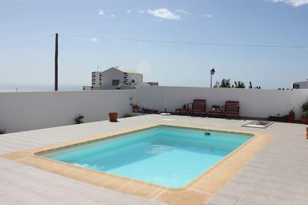 Acogedor apartamento con piscina - Lanzarote