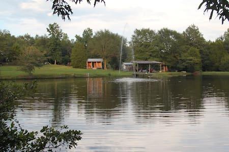 Heaven Puff Farms - Vance - Cabin