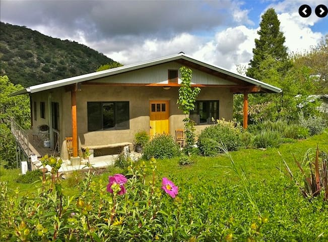 Kaweah Cottage & Nature Preserve - Three Rivers - Rumah