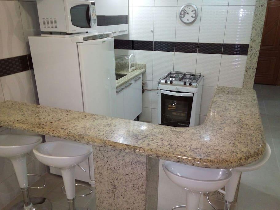 Cozinha americana / kitchen