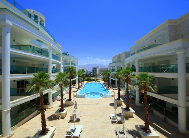 Luxury for up to 5 people - Eilat - Apartment