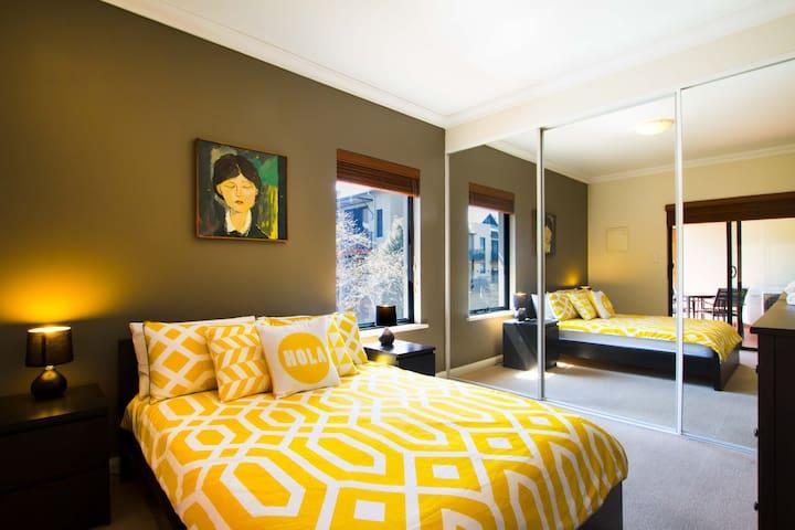 Modern Convenient Leederville - Leederville - Apartment