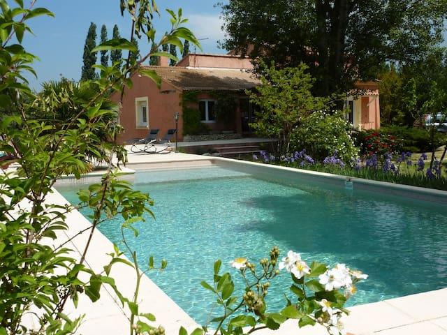 Villa les Cigales - L'Isle-sur-la-Sorgue - Villa